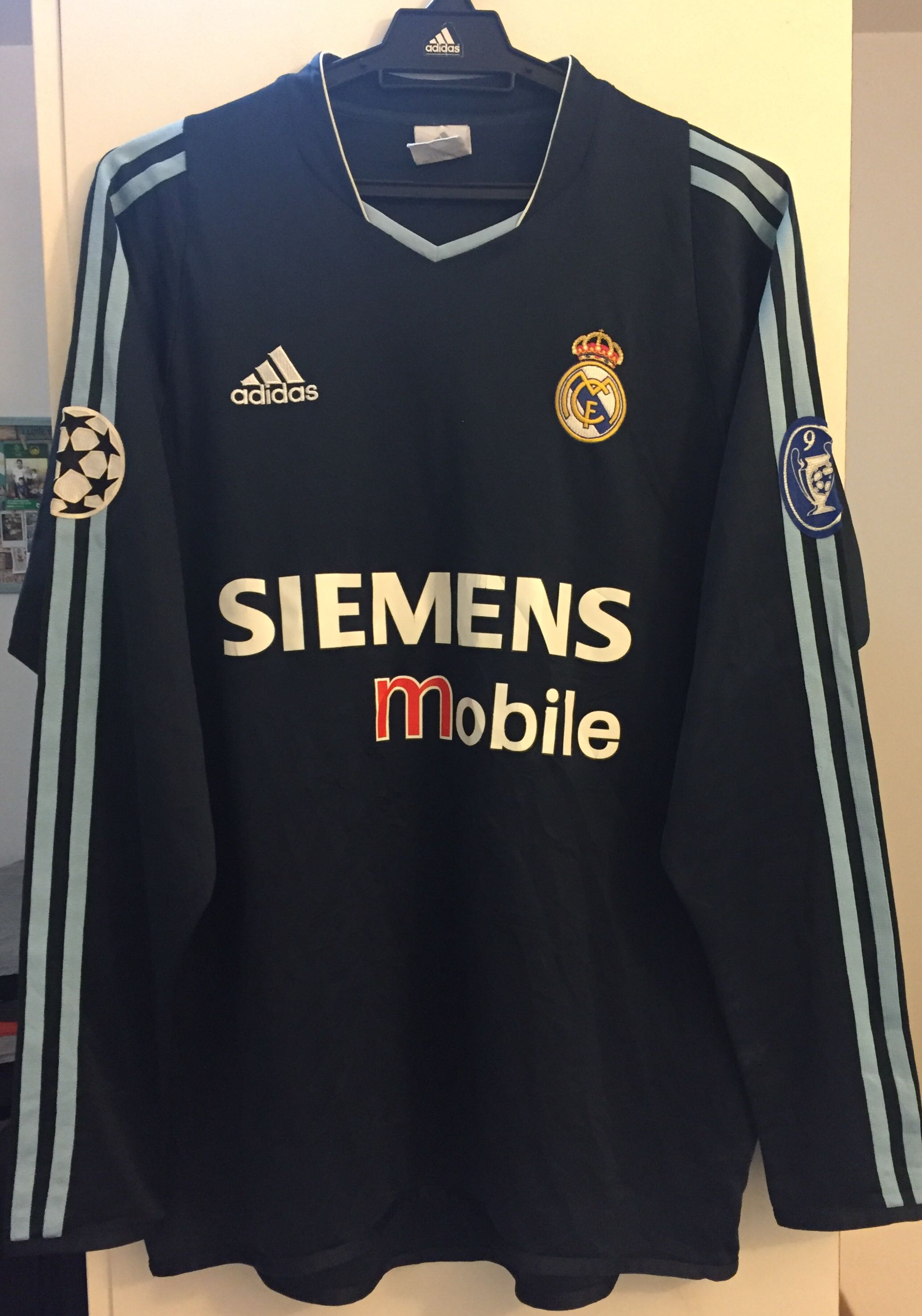 ef2c0090a Real Madrid 2003-04 UCL away LS