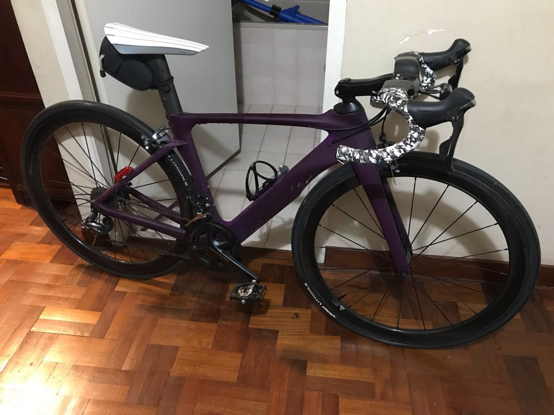 68a8a56bc14 Selling project road bike, Shimano Ultegra 6800, 46cm XS Specialized ...