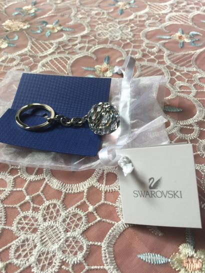 Swarovski crystal ball key chain 61788dec8