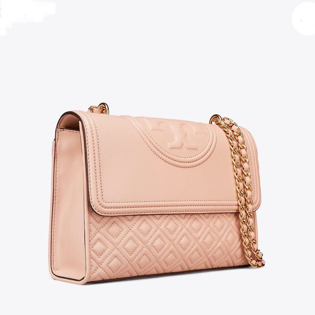 417aae48c7d0 Tory Burch Fleming Convertible Chain Shoulder Bag