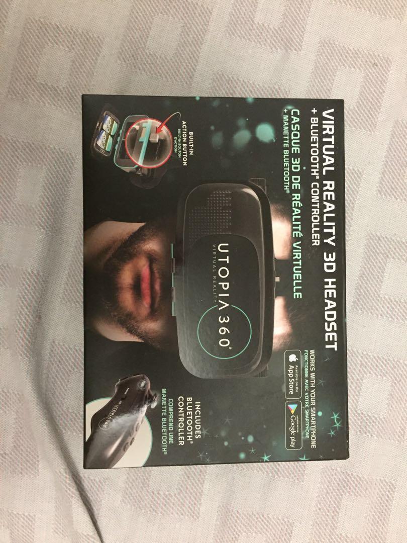 UTOPIA 360 VR