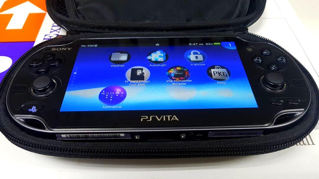WTT/WTS PSP Vita 3 68 modded!
