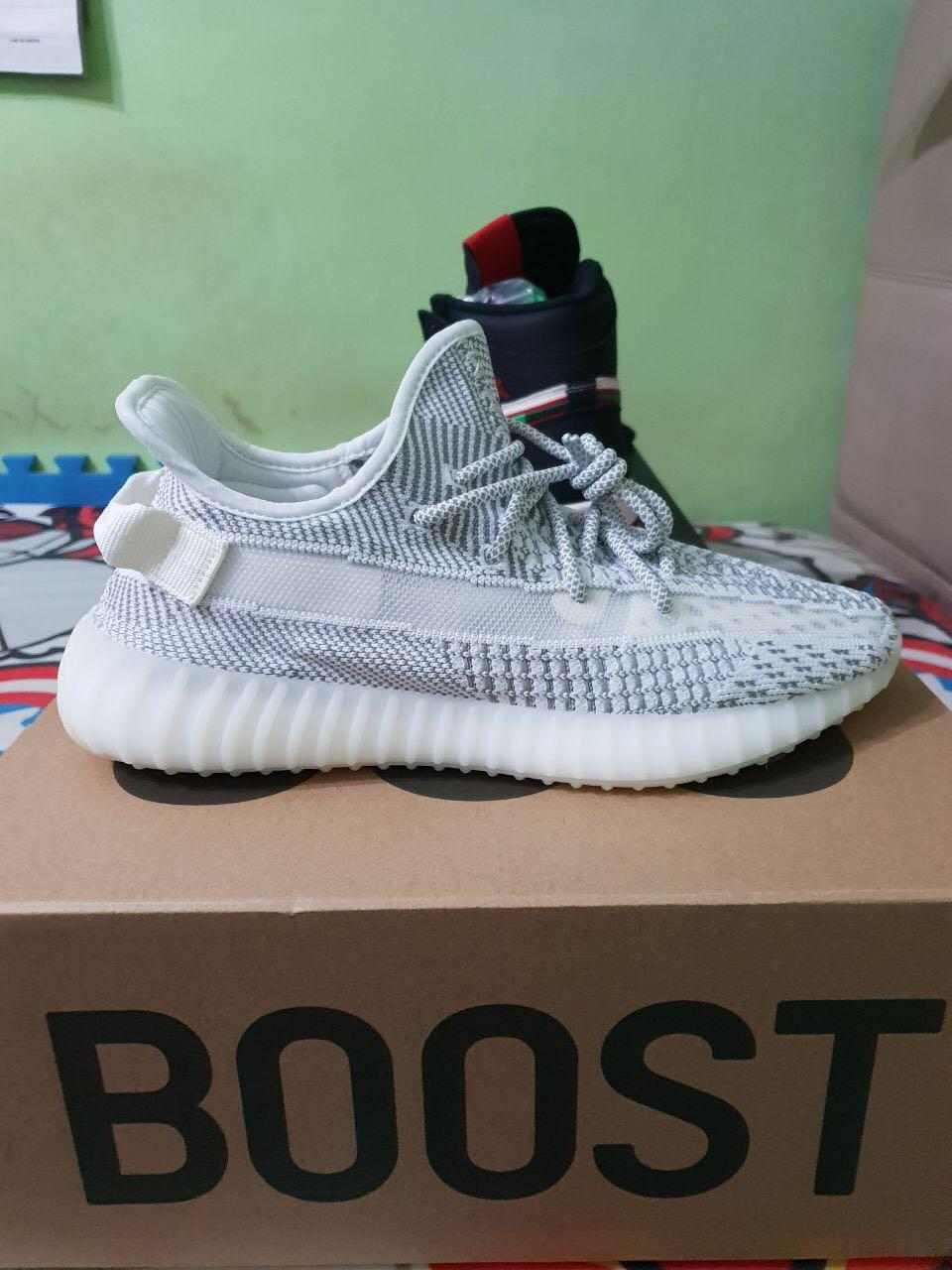 ADIDAS x YEEZY 350 V2 STATIC On Foot Review (Non