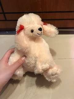 Boneka anjing kecil