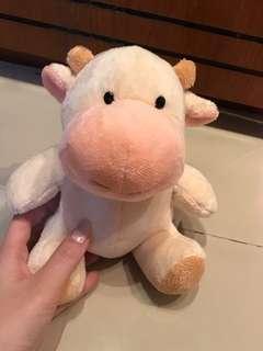 Boneka sapi cow kecil