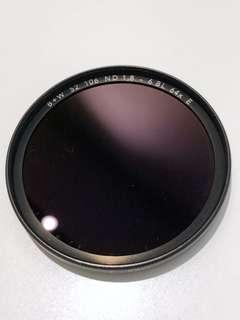 B+W 52mm 106 ND 1.8 - 6 stop ND filter