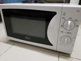 Whirlpool 微波爐 mm200