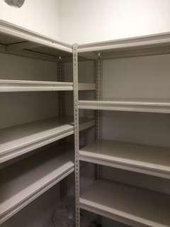 racks and storage