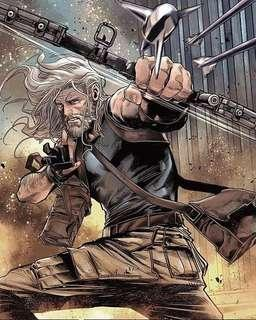 Old Man Hawkeye (Complete) - Marvel Comics
