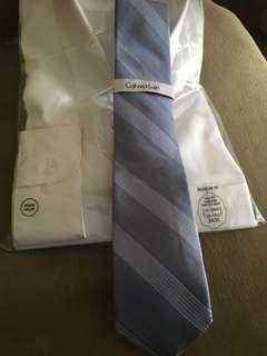 CK. Tie
