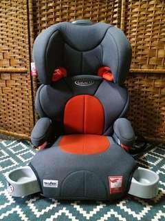 美國名牌Graco Highback Turbo Booster Seat 汽車安全座椅~$280