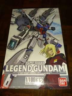 Gundam Seed Destiny Legend Gundam