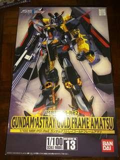 Gundam Seed Destiny Astray Gold Frame
