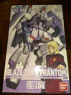 Gundam Seed Destiny Blaze Zaku Phantom