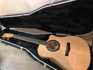 Fender Acoustics California Series with Case & Strap