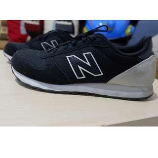 Jual New Balance 311 Black and Grey Suede