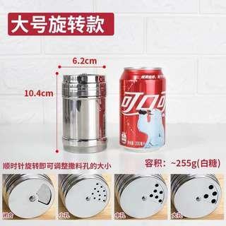 調料瓶 調料盒 不鏽鋼燒烤調味罐 調味罐撒料瓶 廚房罐