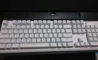 Tesoro鉄修羅GRAM SE 剋龍劍機械光軸鍵盤 紅軸