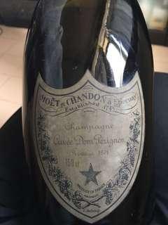 Dom Perignon 香檳王 1971年 150 cl