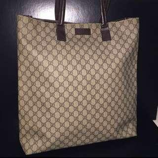 Large GUCCI tote bag - 手袋 bought from GUCCI store