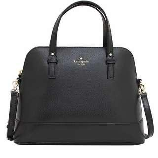 ORIGINAL KATE SPADE BAG - Grand Street Small Rachelle (Black)