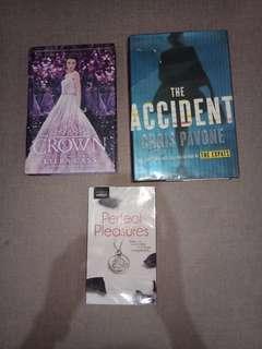 SALE! Assorted books