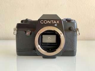 Contax 137 ma 35mm vintage camera