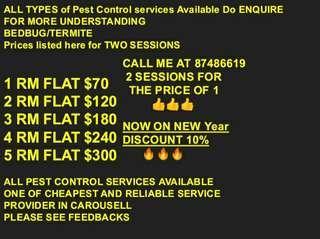Pest control Bedbug Treatment pest control service termite Infestation