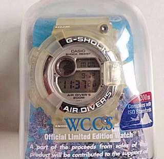 G-shock DW-8250WC-7AT Frogman gshock