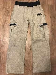 Roots sweat pants medium