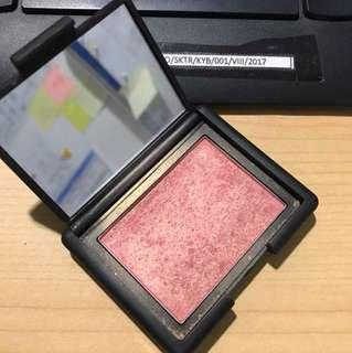 Blush On Nars Shade Orgasm