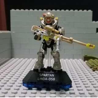 Mega Construx Spartan Linda