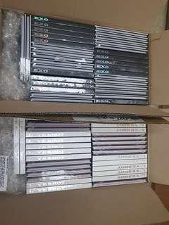 EXO Love Shot sealed album
