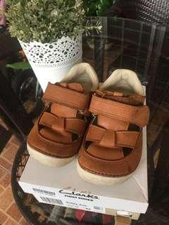 Preloved Baby Shoes Clarks