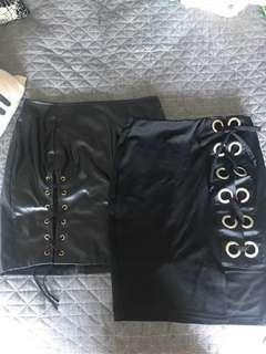 Ladies/girls skirts