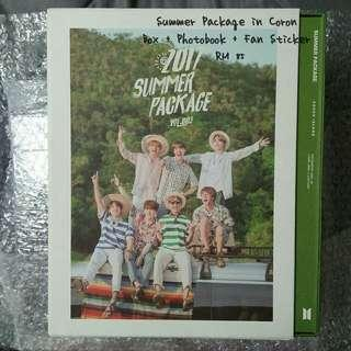 Summer Package in Coron 2017