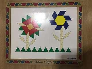 Melissa & Doug tangram