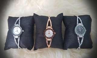 X strap design - brand new ladies watch