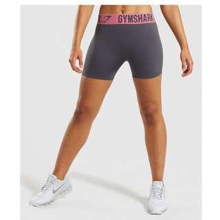 BNWT Gymshark Fit Shorts (Dusky Pink)