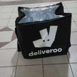 Deliveroo thermal bag