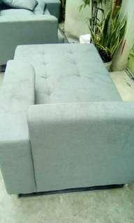 For sale L type sofa