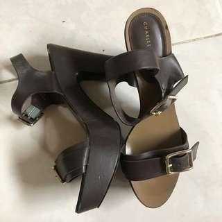 Charles & keith heels