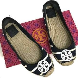 Tory Burch STRIPED BALLET ESPADRILLE 11158670