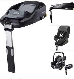 Maxi Cosi FamilyFix Base for Pebble and Pearl car seats