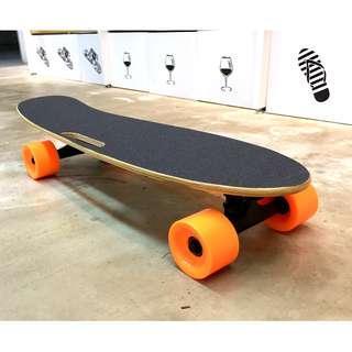 Electric Skateboard Not Boosted Skateboard Action Blink