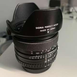 Sigma 24mm f/2.8 Super-Wide II Nikon F Mount