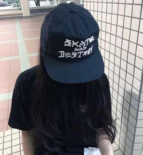 Thrasher 帽子