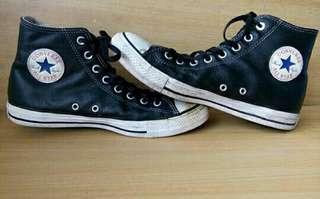 Converse Ct Hi leather BW