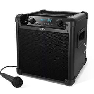 Promotion!!!ION Audio Tailgater  | Portable Bluetooth PA Speaker with Mic, AM/FM Radio, and USB Charge Port