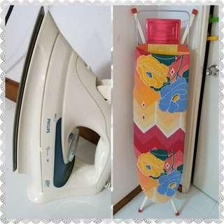 Iron / Ironing Board for Blessing